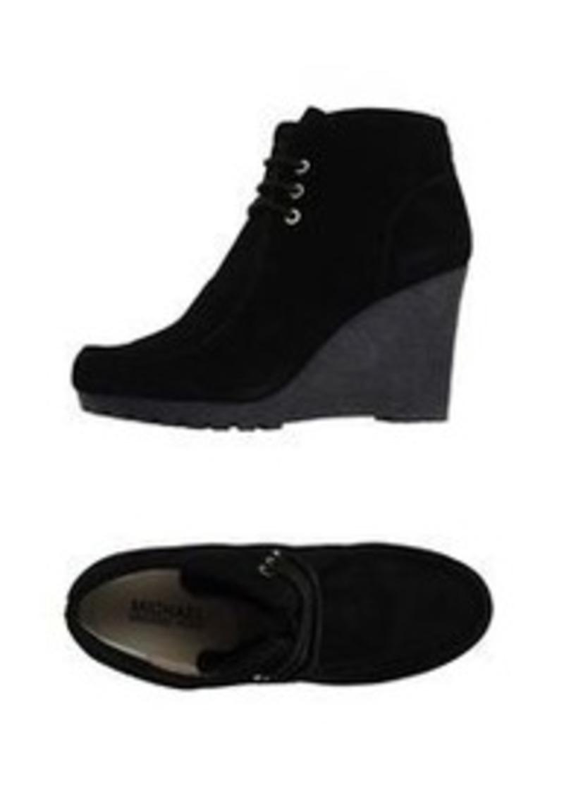 MICHAEL MICHAEL KORS - Laced shoes