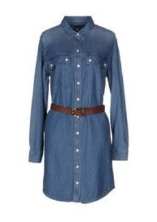 MICHAEL MICHAEL KORS - Denim dress