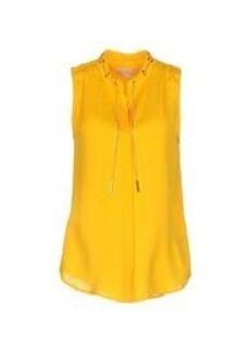MICHAEL MICHAEL KORS - Silk shirts & blouses
