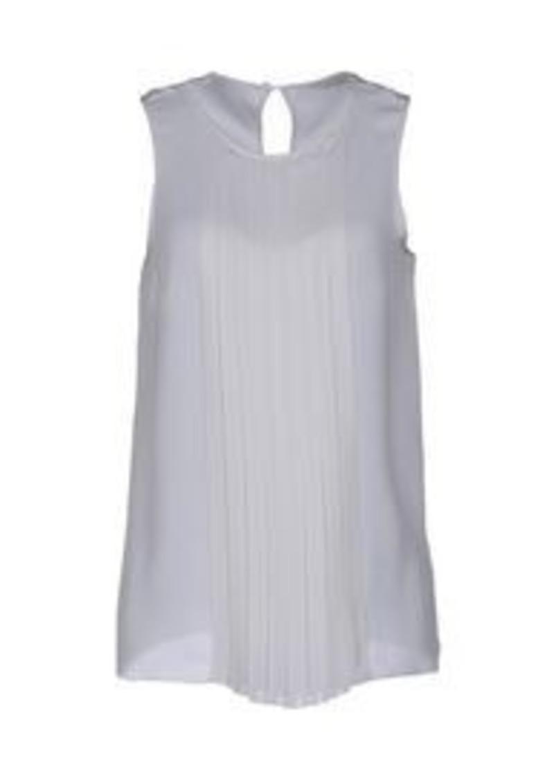 MICHAEL MICHAEL KORS - Silk top