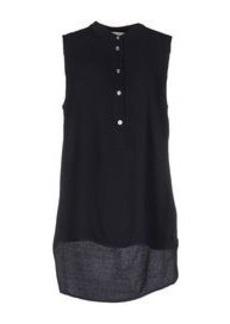 MICHAEL MICHAEL KORS - Solid color shirts & blouses