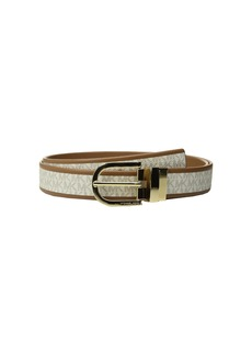 32mm Smooth to MK Logo Reversible Belt