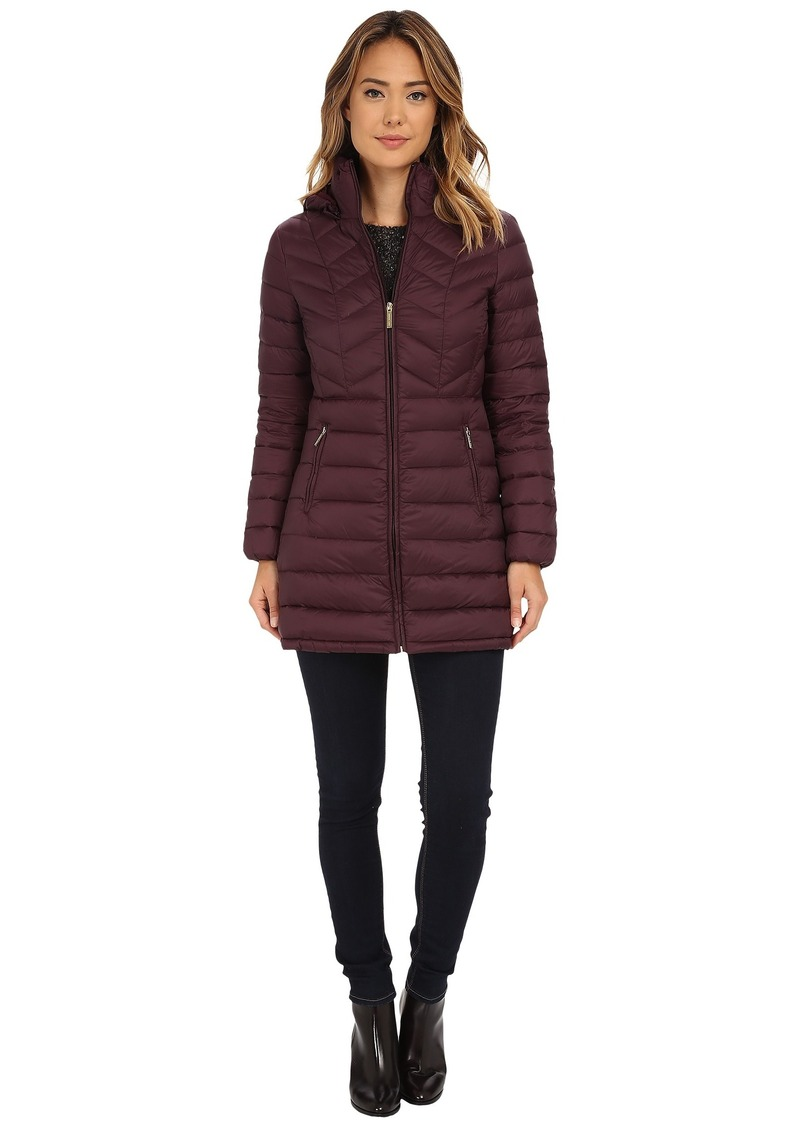 MICHAEL Michael Kors 3/4 Packable Anorak