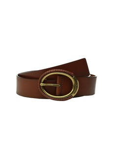 MICHAEL Michael Kors 38mm Belt w/ Wrapped Buckle