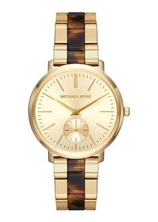 MICHAEL Michael Kors 38mm Jaryn Round Chronograph Bracelet Watch