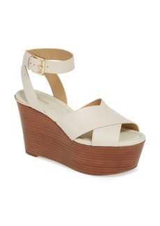MICHAEL Michael Kors Abbott Platform Wedge Sandal (Women)