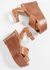 MICHAEL Michael Kors Abott Mid Wedge Sandals