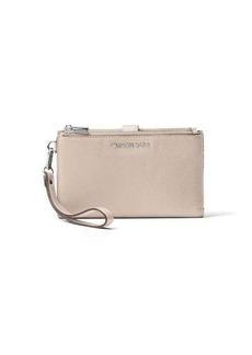 MICHAEL Michael Kors Adele Double-Zip iPhone® 7+ Wristlet Wallet