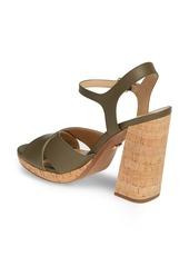 MICHAEL Michael Kors Alexia Platform Sandal (Women)