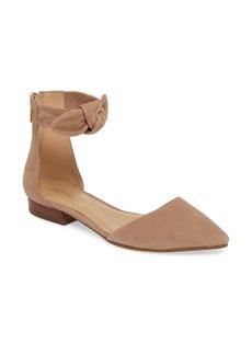MICHAEL Michael Kors Alina Ankle Strap Flat (Women)