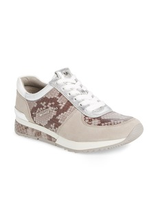 MICHAEL Michael Kors Allie Wrap Trainer Sneakers (Women)