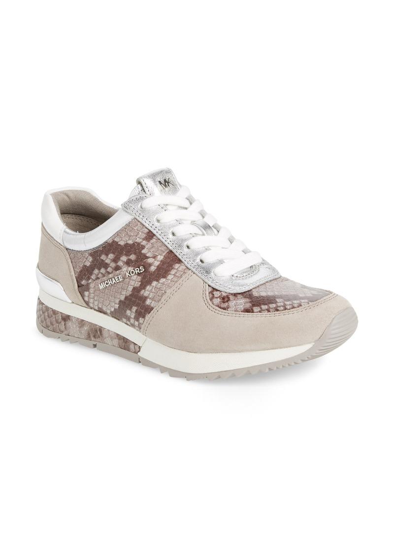 MICHAEL Michael Kors Allie Wrap Trainer Sneakers (Women)