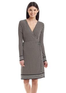 MICHAEL Michael Kors® Alston Border Wrap Dress