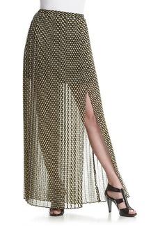 MICHAEL Michael Kors® Alston Printed Maxi Skirt