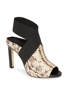MICHAEL Michael Kors Ames Open Toe Bootie (Women)