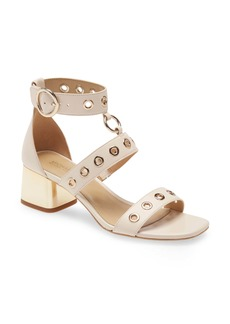 MICHAEL Michael Kors Amos Block Heel Sandal (Women)