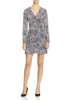 MICHAEL Michael Kors Animal-Print Dress�-�100%�Exclusive