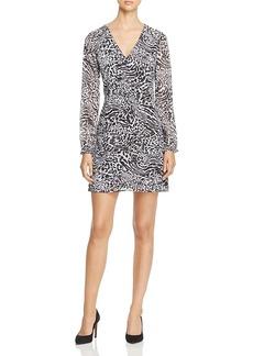 Michael Michael Kors Animal-Print Dress-100%Exclusive