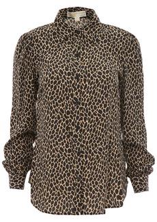 MICHAEL Michael Kors Animal Print Shirt