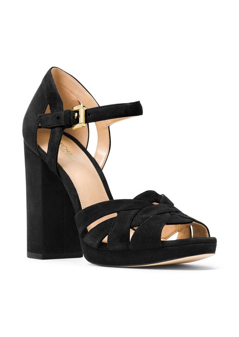MICHAEL Michael Kors Annaliese Platform High Heel Sandals