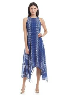 MICHAEL Michael Kors® Arailia Dot High-Low Dress