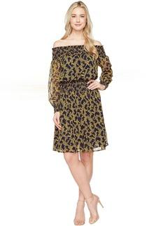 MICHAEL Michael Kors Arbor Smock Dress