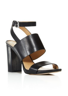 MICHAEL Michael Kors Arden High Block Heel Sandals - 100% Exclusive