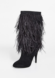 MICHAEL Michael Kors Asha Feather Boots