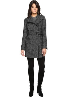 MICHAEL Michael Kors Asymetric Wool Tweed M222308T