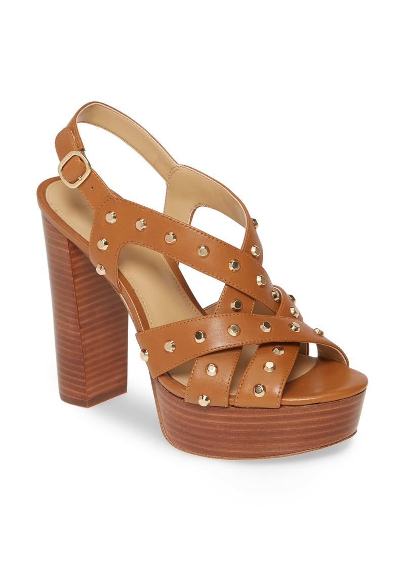 MICHAEL Michael Kors Audrina Platform Sandal (Women)