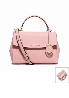 MICHAEL Michael Kors® Ava Small Saffiano Leather Satchel