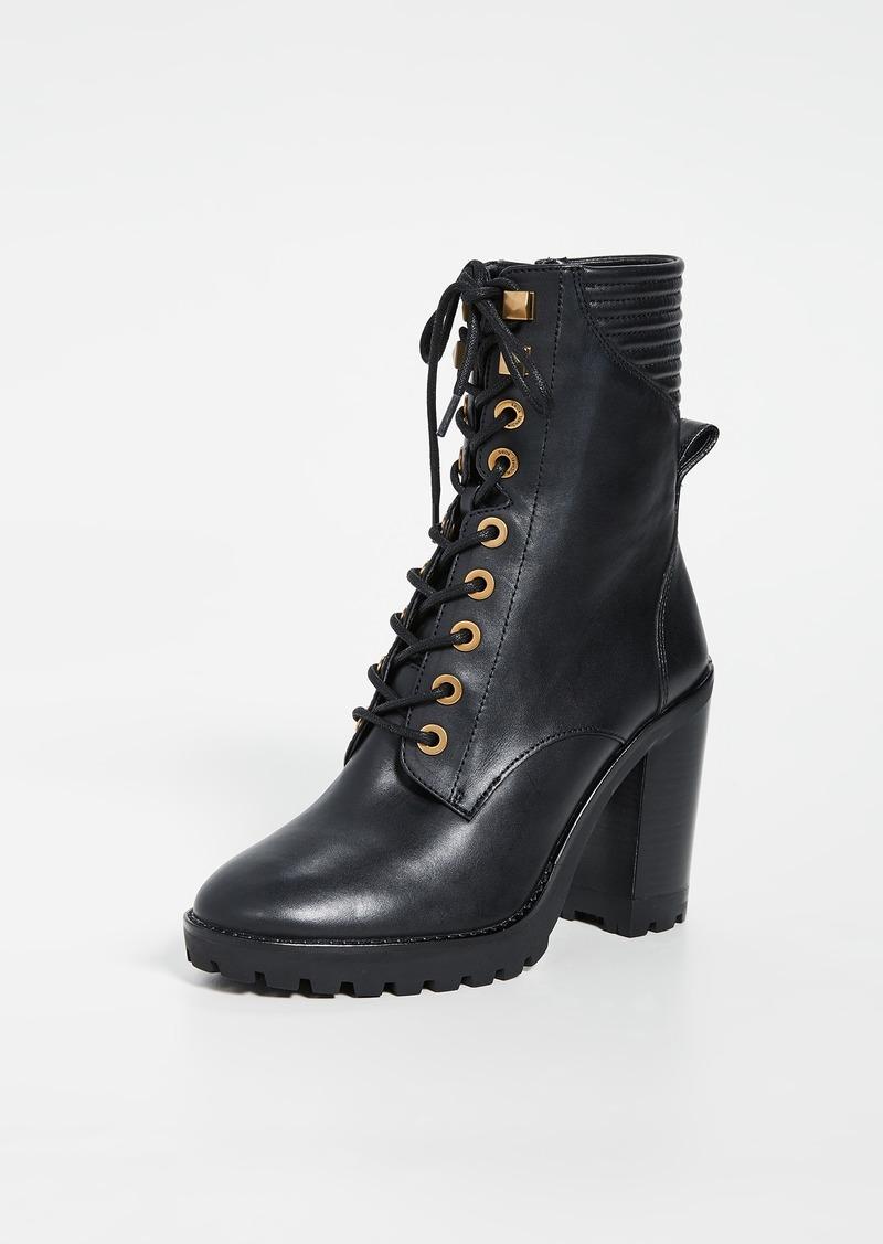 MICHAEL Michael Kors Bastian Lug Sole Boots