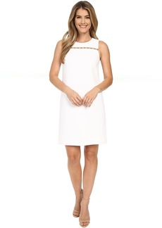 MICHAEL Michael Kors Bead Detail Dress