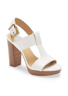 MICHAEL Michael Kors Becker Block Heel Platform Sandal (Women)