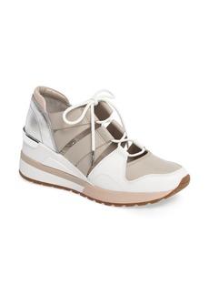 MICHAEL Michael Kors Beckett Ghillie Wedge Sneaker (Women)