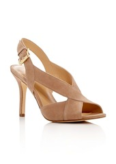 MICHAEL Michael Kors Becky Crisscross Slingback Sandals