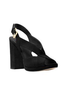 "MICHAEL Michael Kors® ""Becky"" Platform Block Heel Sandals"