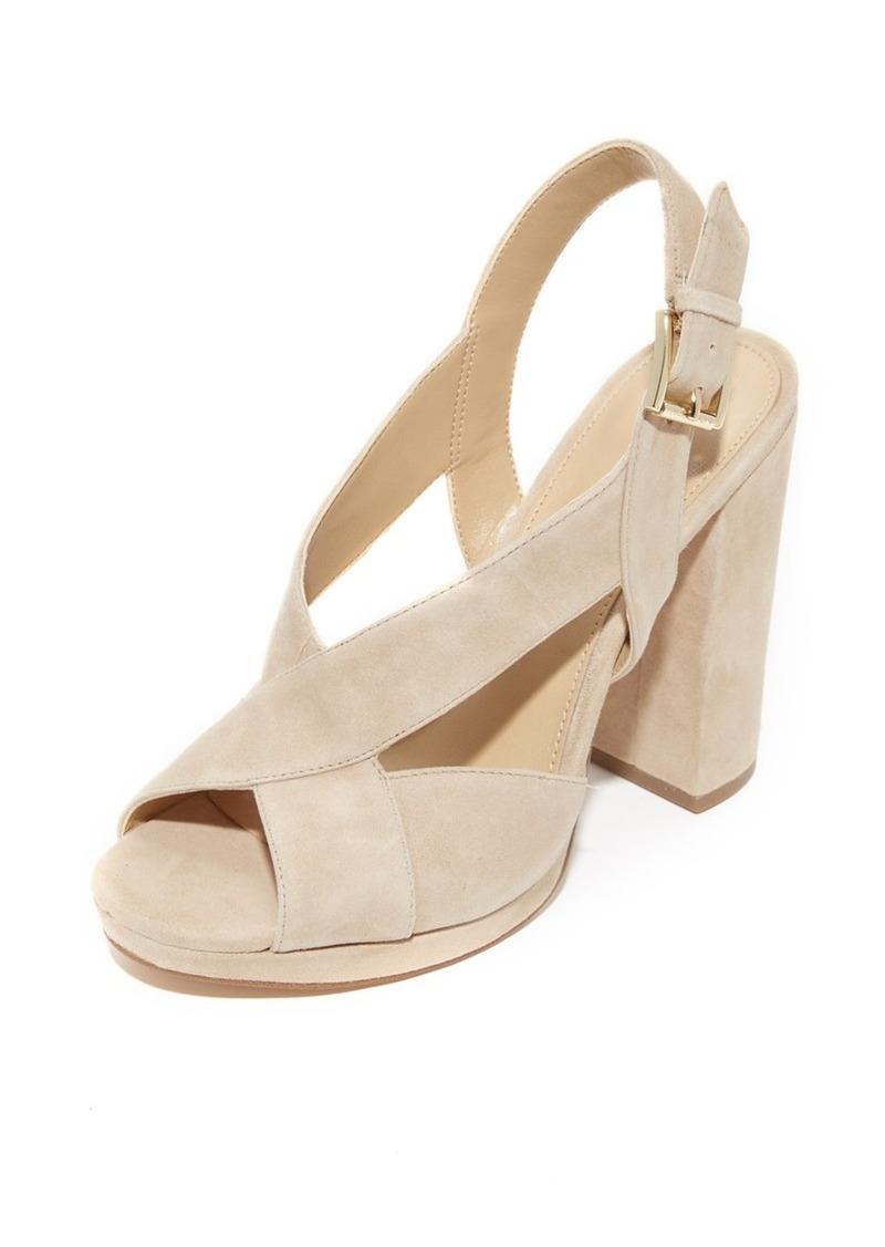 abf6590b5a0 MICHAEL Michael Kors MICHAEL Michael Kors Becky Platform Sandals Now ...