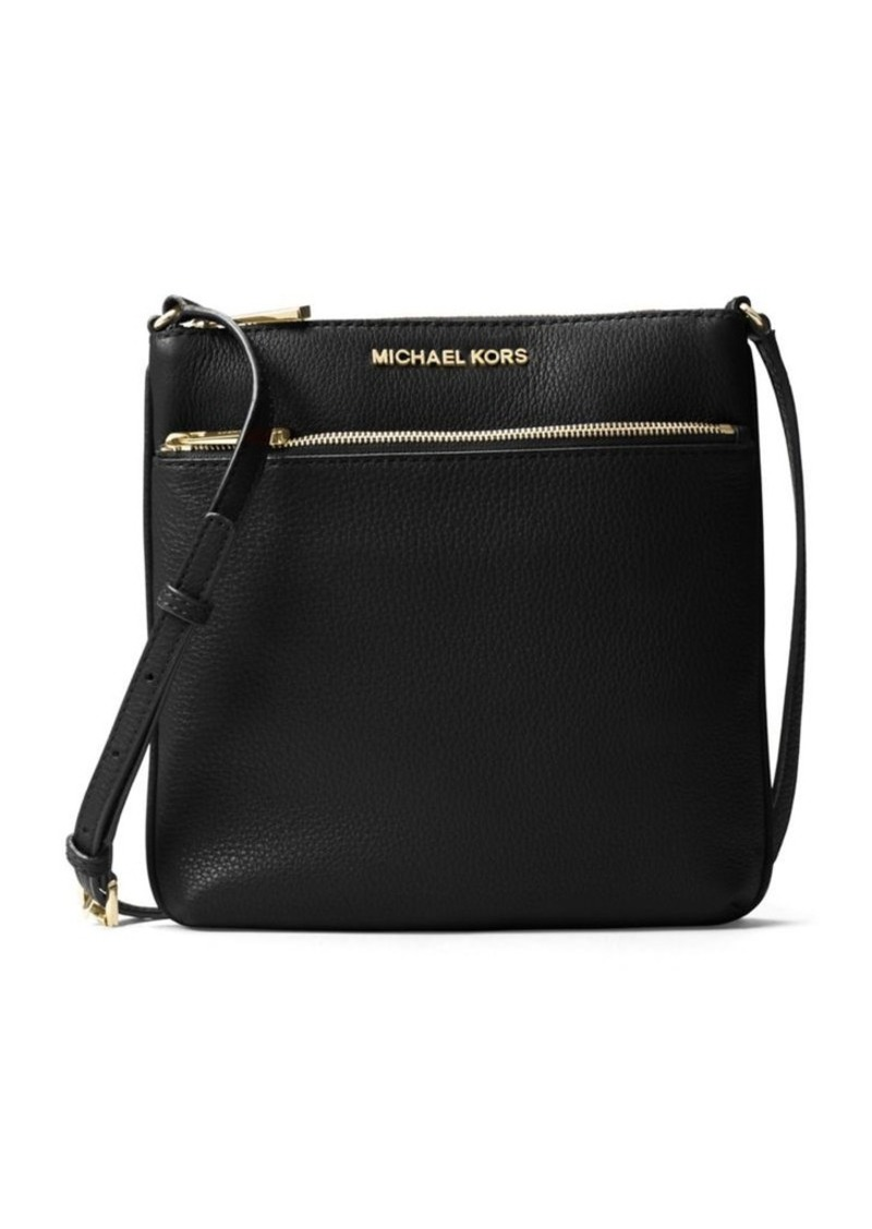 b3d44d2705188e MICHAEL Michael Kors MICHAEL MICHAEL KORS Bedford Small Flat Leather ...