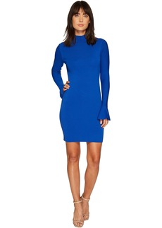 MICHAEL Michael Kors Bell Sleeve Long Sleeve Dress