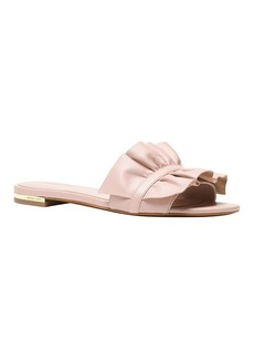 "MICHAEL Michael Kors ""Bella"" Slide Sandals"