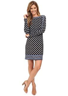 MICHAEL Michael Kors Bergalia Border Dress