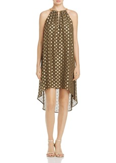 MICHAEL Michael Kors Bergalia Chain Neck Dress