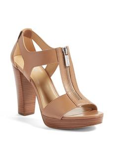 MICHAEL Michael Kors 'Berkley' T-Strap Sandal (Women)