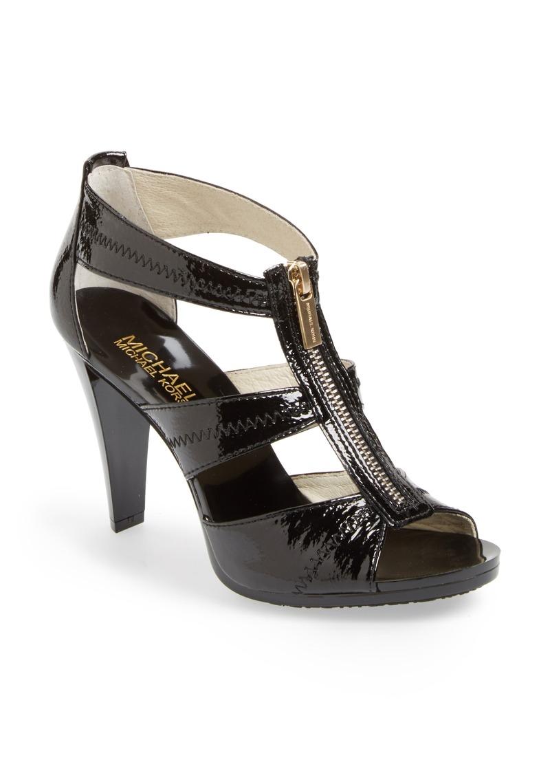 95d5c061f793 MICHAEL Michael Kors MICHAEL Michael Kors  Berkley  T-Strap Sandal ...