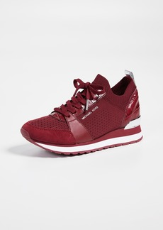 MICHAEL Michael Kors Billie Knit Trainer Sneakers