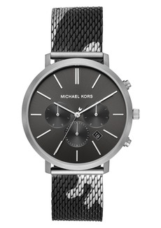 MICHAEL Michael Kors Blake Chronograph Mesh Strap Watch, 42mm