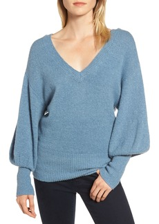 MICHAEL Michael Kors Blouson Sleeve Sweater