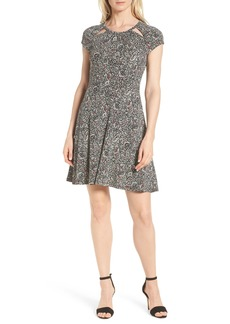 MICHAEL Michael Kors Boho Block Print Dress