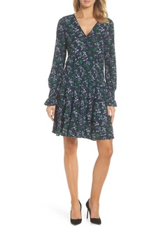 MICHAEL Michael Kors Boho Floral Print Dress